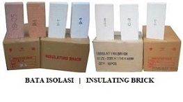 Insulating Brick | Bata Isolasi