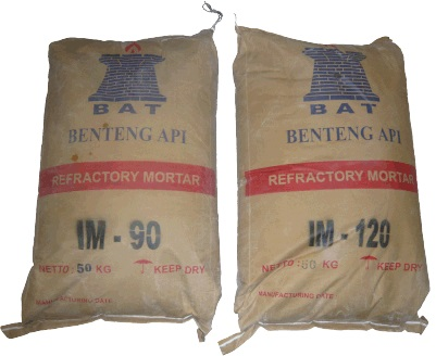 Insulating Mortar | Semen Bata isolasi