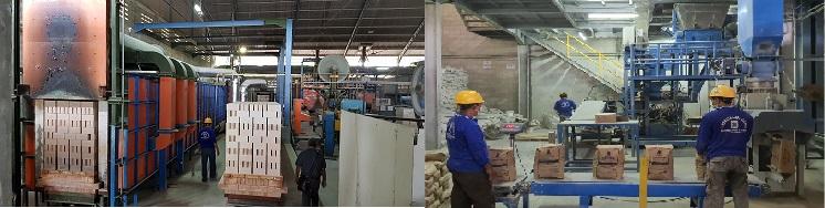 Pabrik Bata Tahan Api | Castable