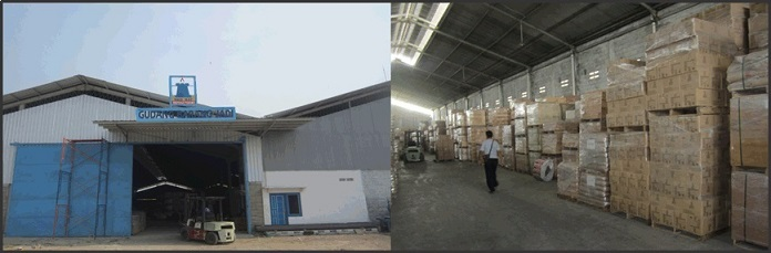 Warehouse Refractory